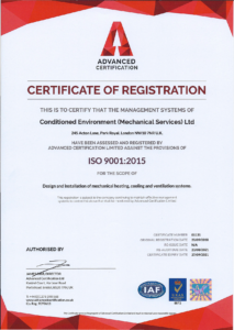 Conditioned-Environment-9001-2015-UKAS-Cert.pdf